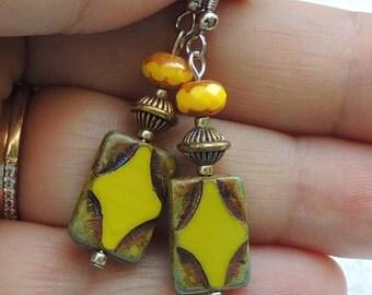 Handmade Dangle Earrings A4
