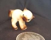 Vintage Hagen Renaker Miniature Siamese Cat