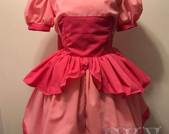 Princess Peach Dress