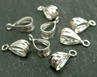Sterling Silver Bail 9mm (CG5998)
