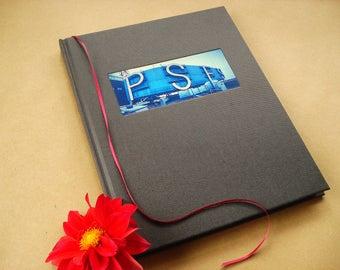 Custom Sketchbook · Artist's Journal · Personalized Art Diary · Gift for Artists · Art Notebook· Custom Sketchbook Journal · Artist's Gift