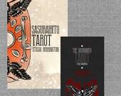 PREORDER - The Sasuraibito Tarot - 78 Card Deck and booklet