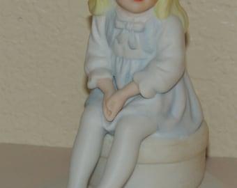 "Frances Hook ""All Dressed Up"" Figurine"