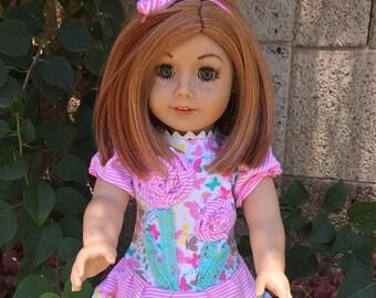 Custom One-of-a-Kind American Girl doll