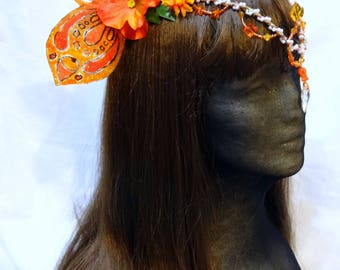 Orangeade Fairy Crown