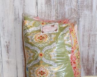 2 lb scrap bag High Street fabrics by  Lily Ashbury Moda fabrics plum, yellow, orange, grey, green