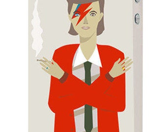 David Bowie Case for iPhone 5, iPhone 6, iPhone 7, from David Bowie Print