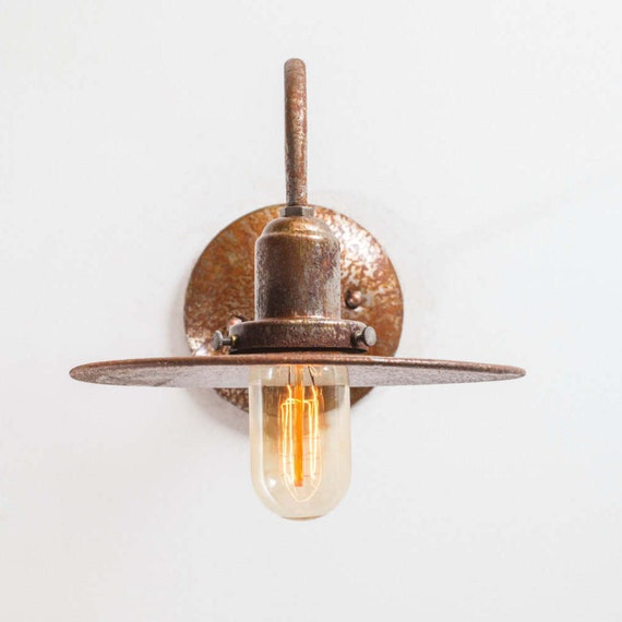 Items Similar To Galvanized Light Rustic Industrial: Items Similar To Wall Sconce Lighting