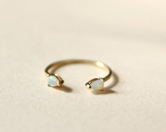Brooke Opal Ring