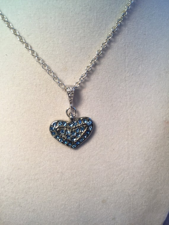 Bridal Heart Necklace