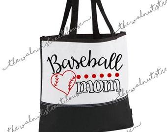 ORIGINAL DESIGN, Baseball Mom Bag, Baseball Mom Tote, Ball Park Bag, Softball Mom, T-Ball Mom Bag, Baseball Sister Bag, Baseball Momma