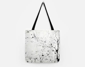 Made In Central Park Circle Art Tote Bag
