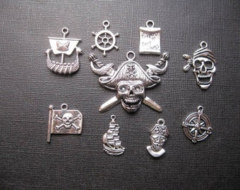 The Pirate Charm Collection - C2522