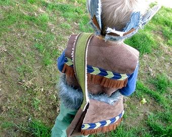 Adventure Satchel // Messenger Bag // Cowboys & Indians
