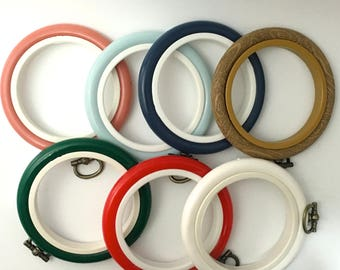 Flexi Hoop Embroidery Hoop - various sizes and shapes