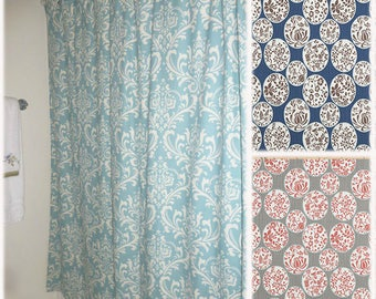 custom shower curtain sizes custom made shower curtains fabric shower curtain custom size