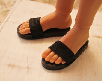 Kinsman Sandals All Black