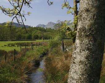 Lake District photo, landscape photography, landscape picture, fine art print, fine art photography, Lake District photography