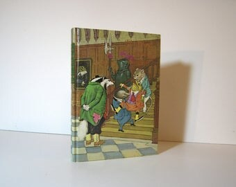 The Wind in the Willows by Kenneth Grahame, Pictures by Dick Cuffari, Illustrated Junior Library Published by Grosset & Dunlap 1993 Book