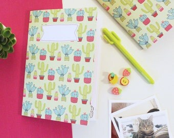 Surprise notes - cactus lover