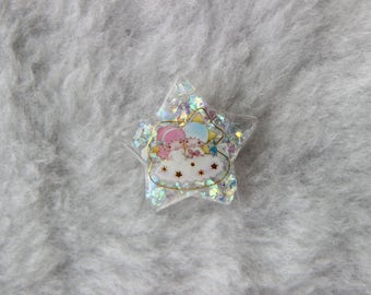 Little Twin Stars Pin