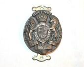 Queen Elizabeth 1953 Coronation Door Knocker for Royal Fans