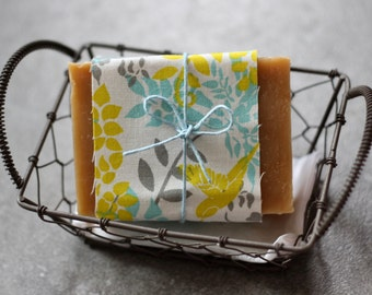 Honey Please -  Handcrafted Bar Soap - natural butters and oils