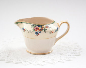 Hampton Ivory Creamer Made in England