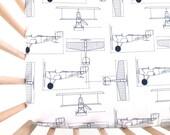 Crib Sheet Flight School. Fitted Crib Sheet. Baby Bedding. Minky Crib Sheet. Crib Sheets. Airplane Crib Sheet. Planes Crib Sheet.