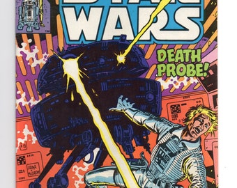 "Marvel Star Wars Comic #45 ""Death Probe"" - 1980 Star Wars"