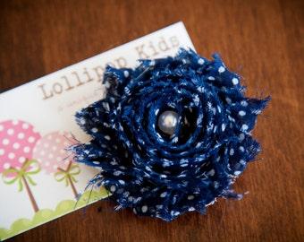 Baby Hair Clips Toddler Hair Clips Infant Hair Clips Kids Hair Clips You Choose Color Shabby Flower Hair Clip