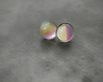 Hypoallergenic studs for sensitive ears ~ stainles steel stud earrings ~ hypoallergenic stud earrings ~ post earrings ~ stainless earrings