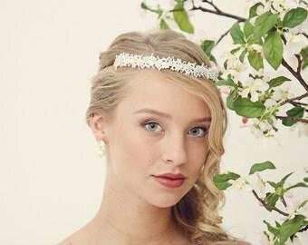 Bridal headband Wedding Headband Bridal hair accessories Bridal headband Crystal headband Headband Bridal headpiece Hair accessories
