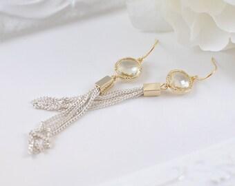 The Janice Earrings