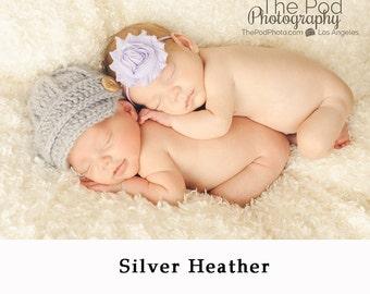 Newborn Hat, Infant Hat, Baby Newsboy Hat, Baby Hat, Newborn Newsboy Hat, Baby Photo Prop, Baby Boy Hat, Crochet Baby Hat