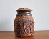 Ed Drahanchuk Lidded Box / Jar Container