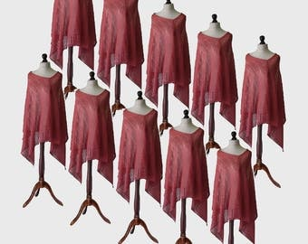wholesale clothing, wholesale ponchos, 10 pieces ponchos, linen poncho, knit linen, linen sweater, summer poncho, womens poncho, linen scarf
