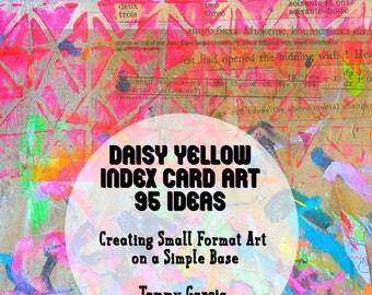 95+ Index Card Ideas Zine