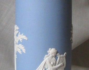 Lovely Vintage Wedgewood Jasperware vase