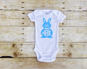 Easter Shirt for Boy, Easter Bunny Shirt, Easter Outfit for Boy, Bunny Shirt, Easter Outfit for Baby, My First Easter, Kids Easter Shirt