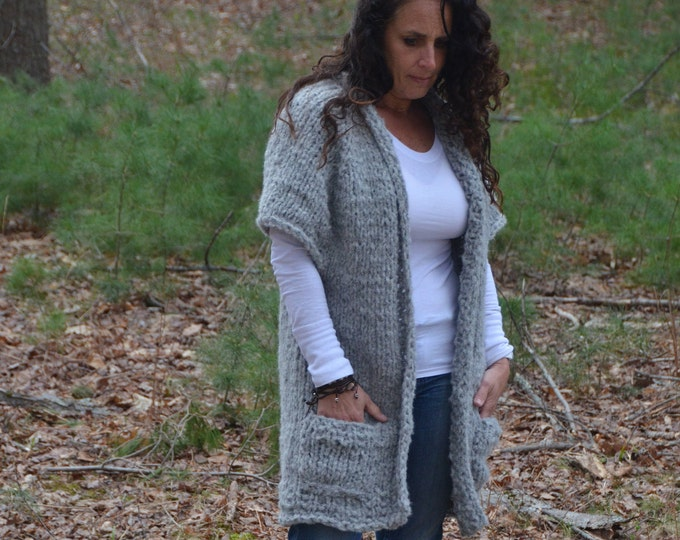 Riva Sweater - MADE TO ORDER
