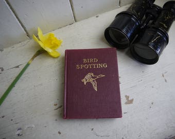 Vintage Bird Spotting Guide - 1965 Edition