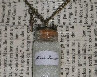 Pixie Dust Bottle Necklace