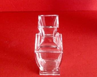 10 1/4 - Inch Baccarat Lead Crystal Vase