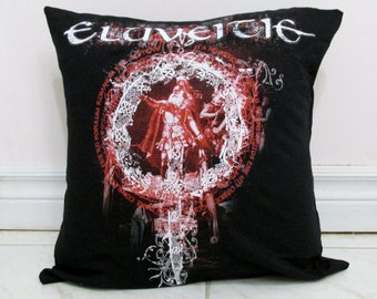 Eluveitie Pillow DIY Folk Metal Decor #1 (Cover Only; Insert Available)