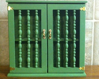 Witch's Potion Cupboard or Herb Cabinet