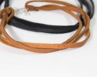 Lonewolf Leather Choker