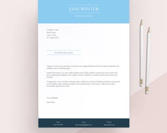 professional cover letter template cover letter letterhead word template simple letter - Cover Letter Letterhead