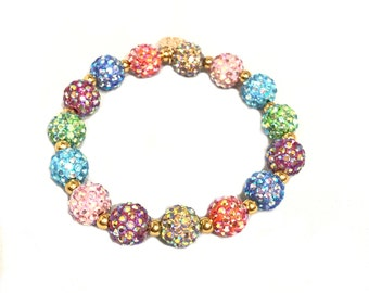 Enchanted Shelby Spring Bracelet