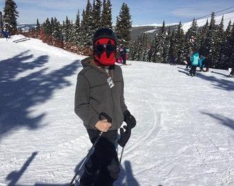 Adult Deadpool Ski Mask